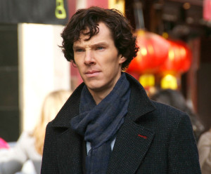 Photo credit: Wikimedia Commons (http://commons.wikimedia.org/wiki/File:Benedict_Cumberbatch_filming_Sherlock_cropped2.jpg)