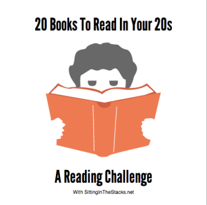 20 books to read in your twenties