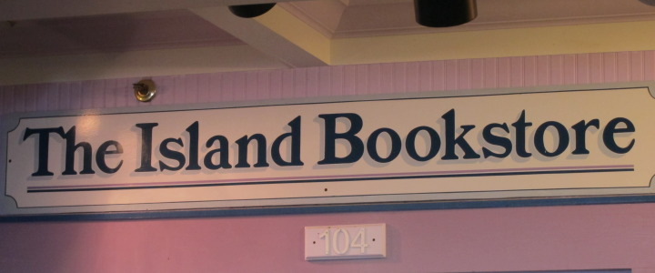 Island Bookstore on Mackinac Island