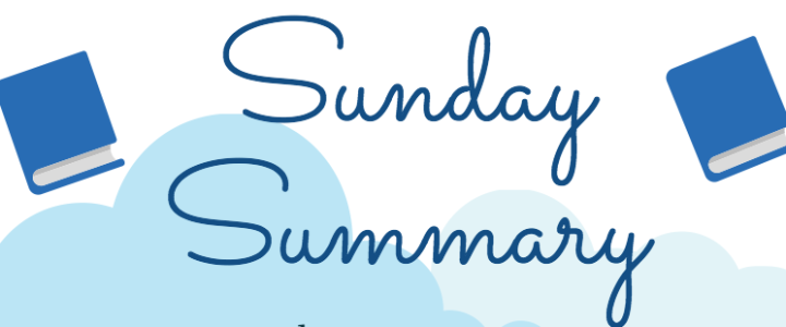 An Endless Backlog of Reviews – Sunday Summary
